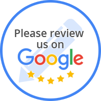 Write us a Review on Google!